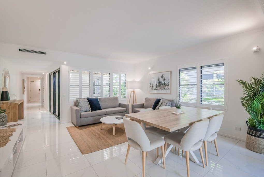 Parkshores Holiday Apartments in Sunshine Beach