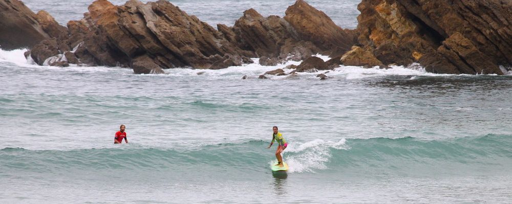 Pourquoi Surfer a Biarritz