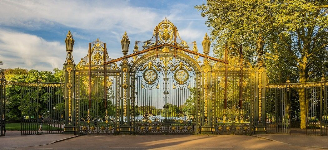 Parc Tete Or Lyon