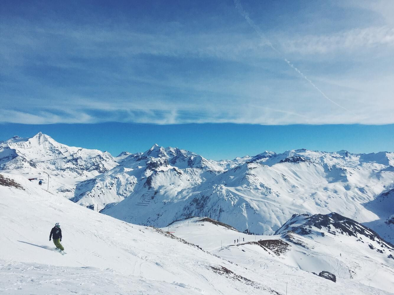 Test Your Skiing Skills in Tignes