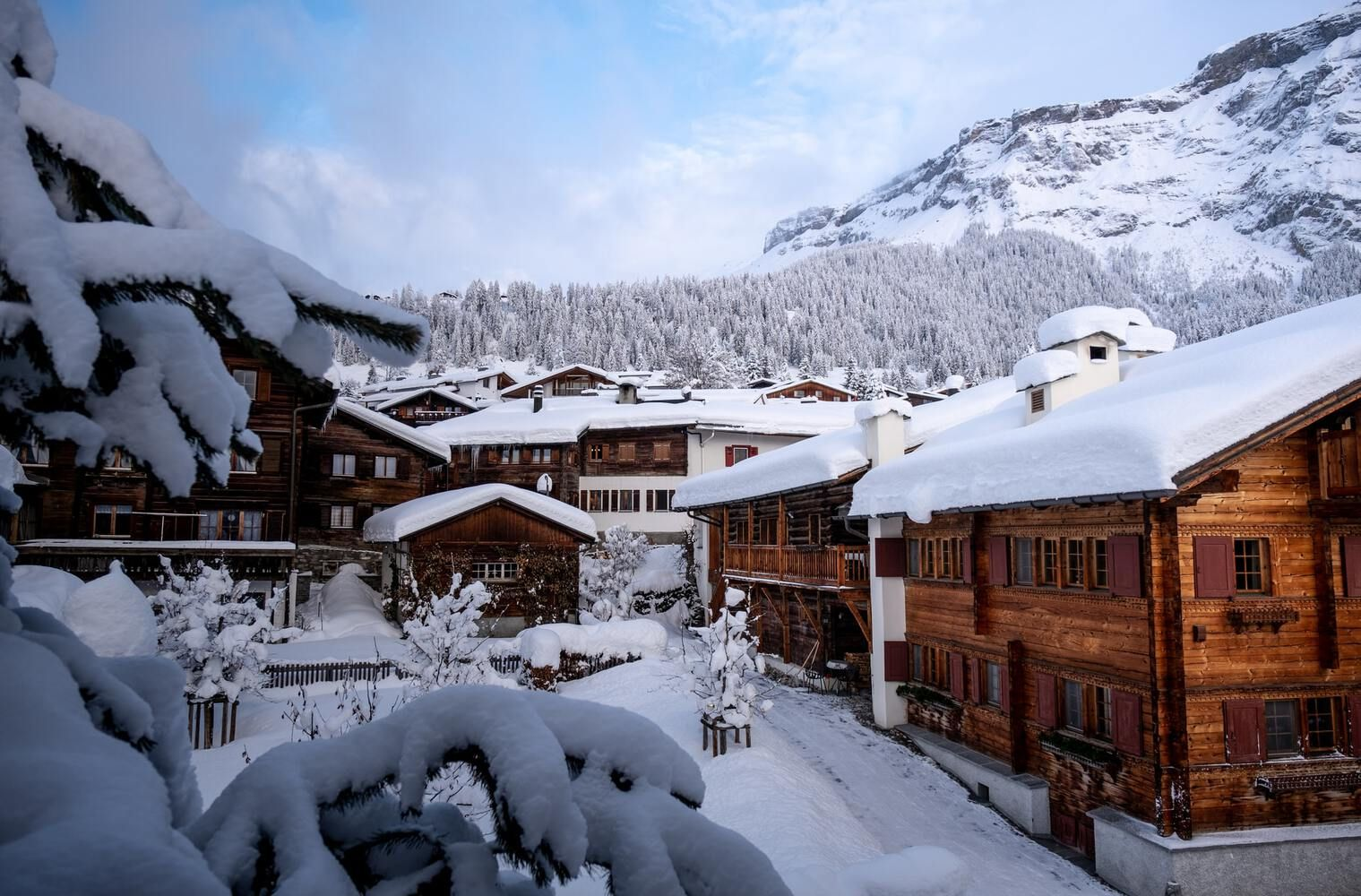 Choose a chalet in TIgnes