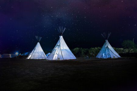 Tipi weekend Insolite