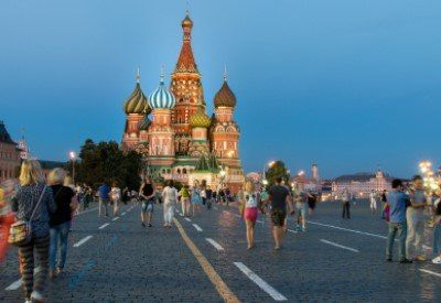 Mosca città più grande della Russia