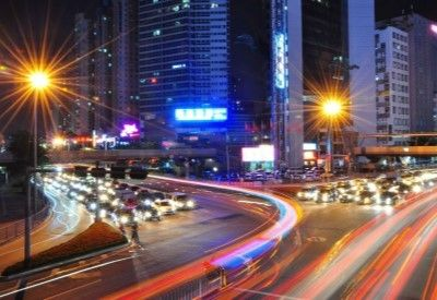 Shenzhen città più grande della Cina
