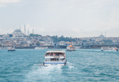 Istanbul città più grande della Turchia