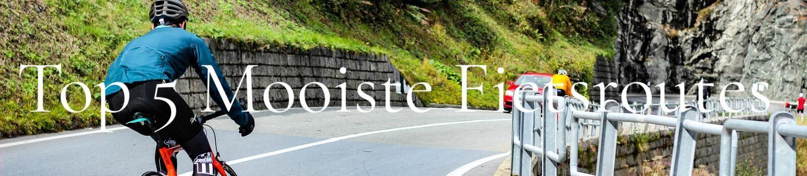Top 5 mooiste fietsroutes