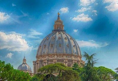 Vaticaanstad St Pietersbasiliek