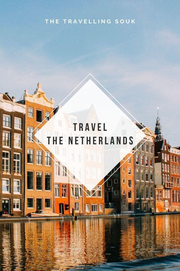 Travel the Netherlands Pinterest Picture