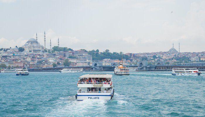 Turkije boot