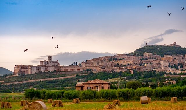 Visit Spectacular Assisi in Umbria