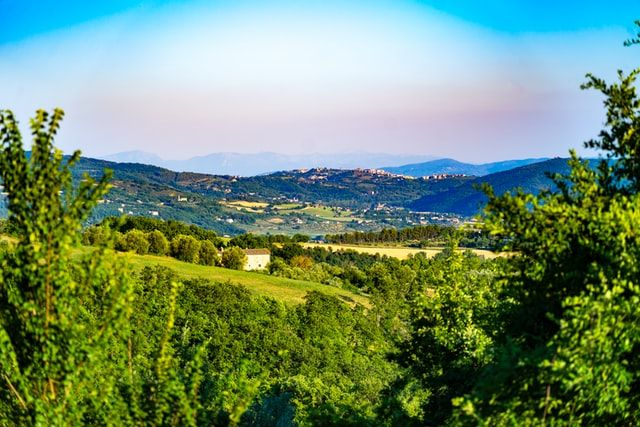 Discover the Beautiful Landscapes of Umbria
