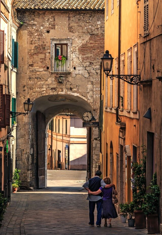 Discover the Villages of Umbria