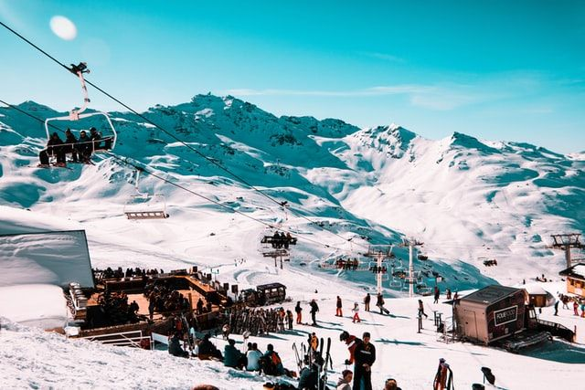 Things to do in Val Thorens