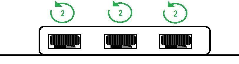Deblocage valise etape 4