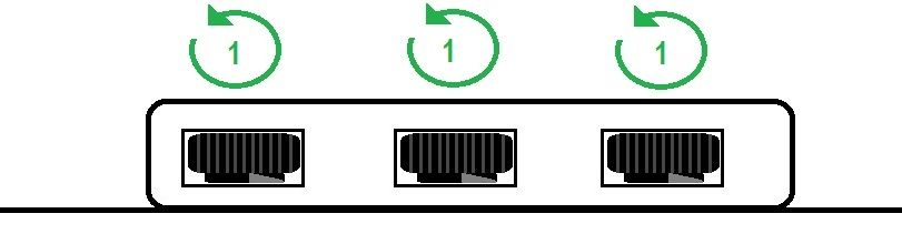 Deblocage valise etape 5