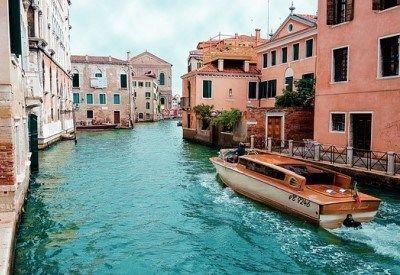 Venedig, Gondeltour