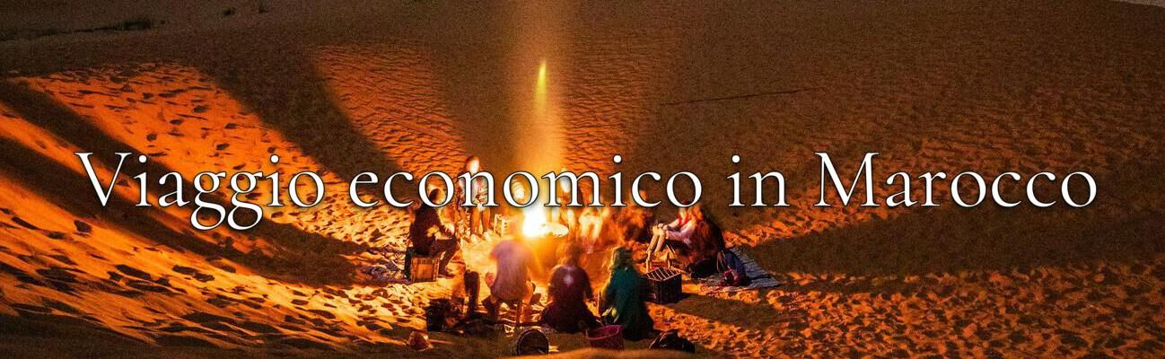 Viaggio economico in Marocco