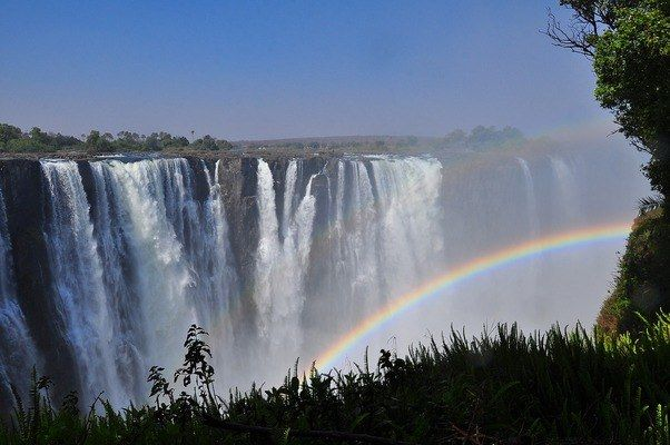 Experience the Mighty Victoria Falls