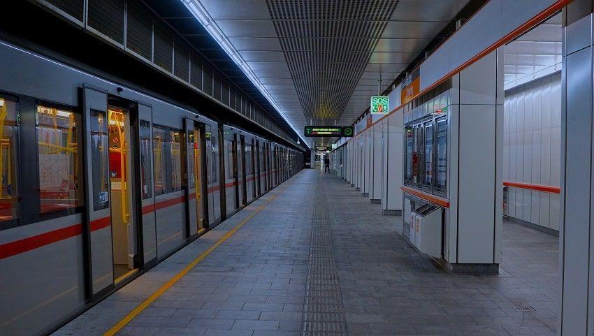 Metro Vienne