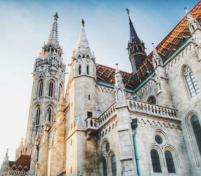 Visite de Budapest