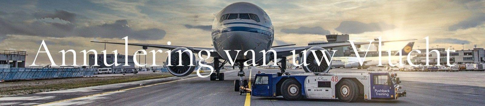 Vluchtannulering