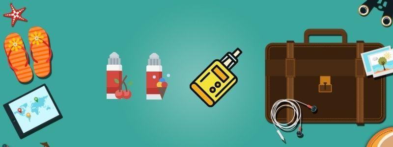 Voyage e-cigarette