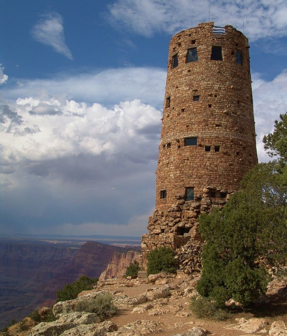 Watchtower Grand Canyon