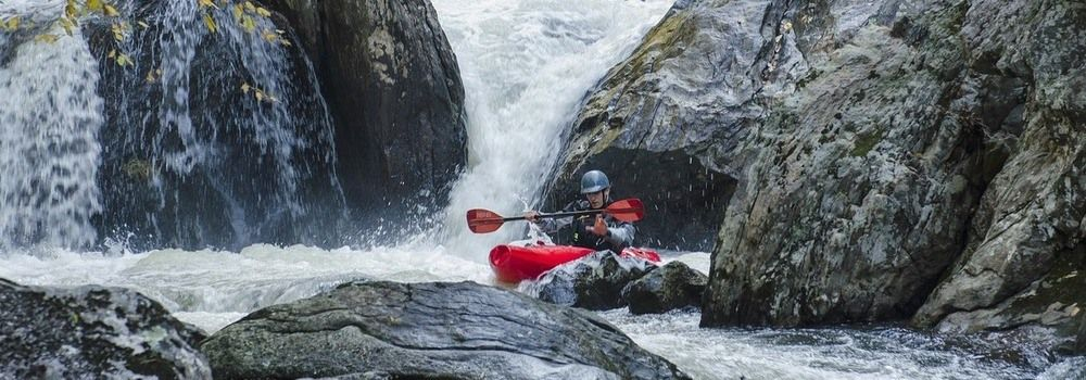 Kayaking Staycation UK