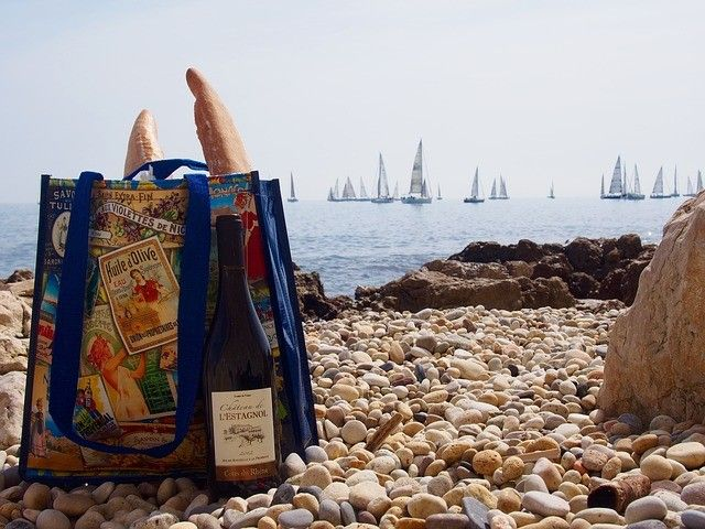 Enjoy the food and wine of the French Riviera