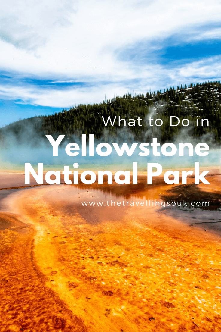 Yellowstone National Park Pinterest