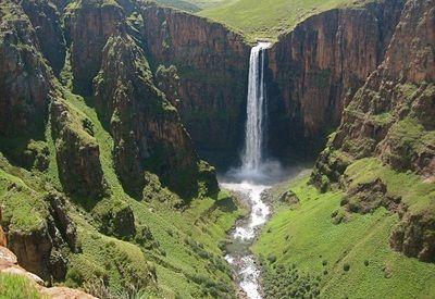 Sud Africa Cascate