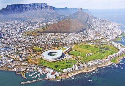 Capitale Sud-Africa
